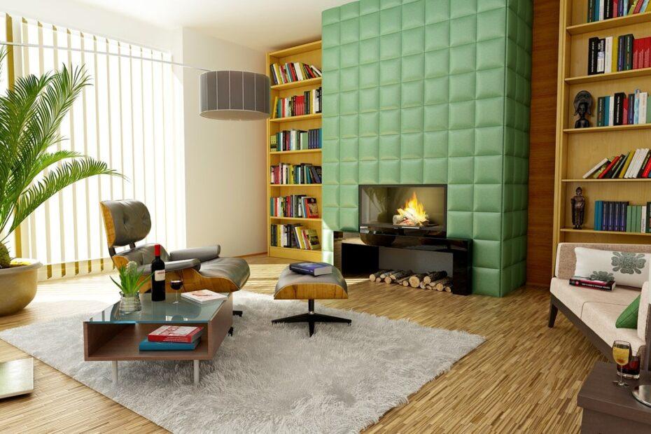 gaspejs i moderne hjem